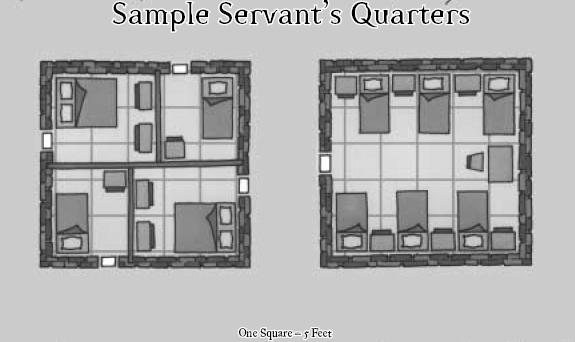 Servant Quarters Floor Plans Carpet Review